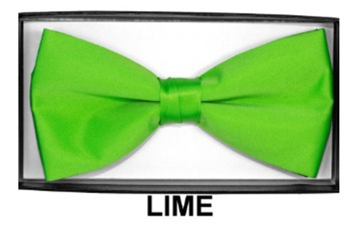 Basic Bow Tie - LIME