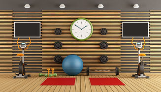 wooden-room-with-gym-equpment-PC67QW2.jp