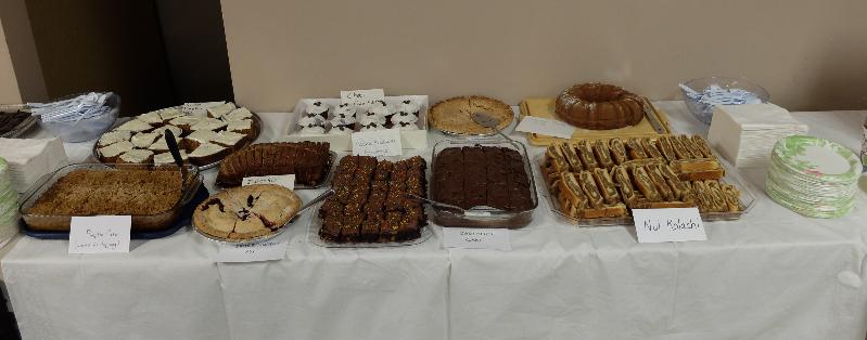 Still more desserts