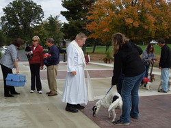 2014 Blessing of Pets
