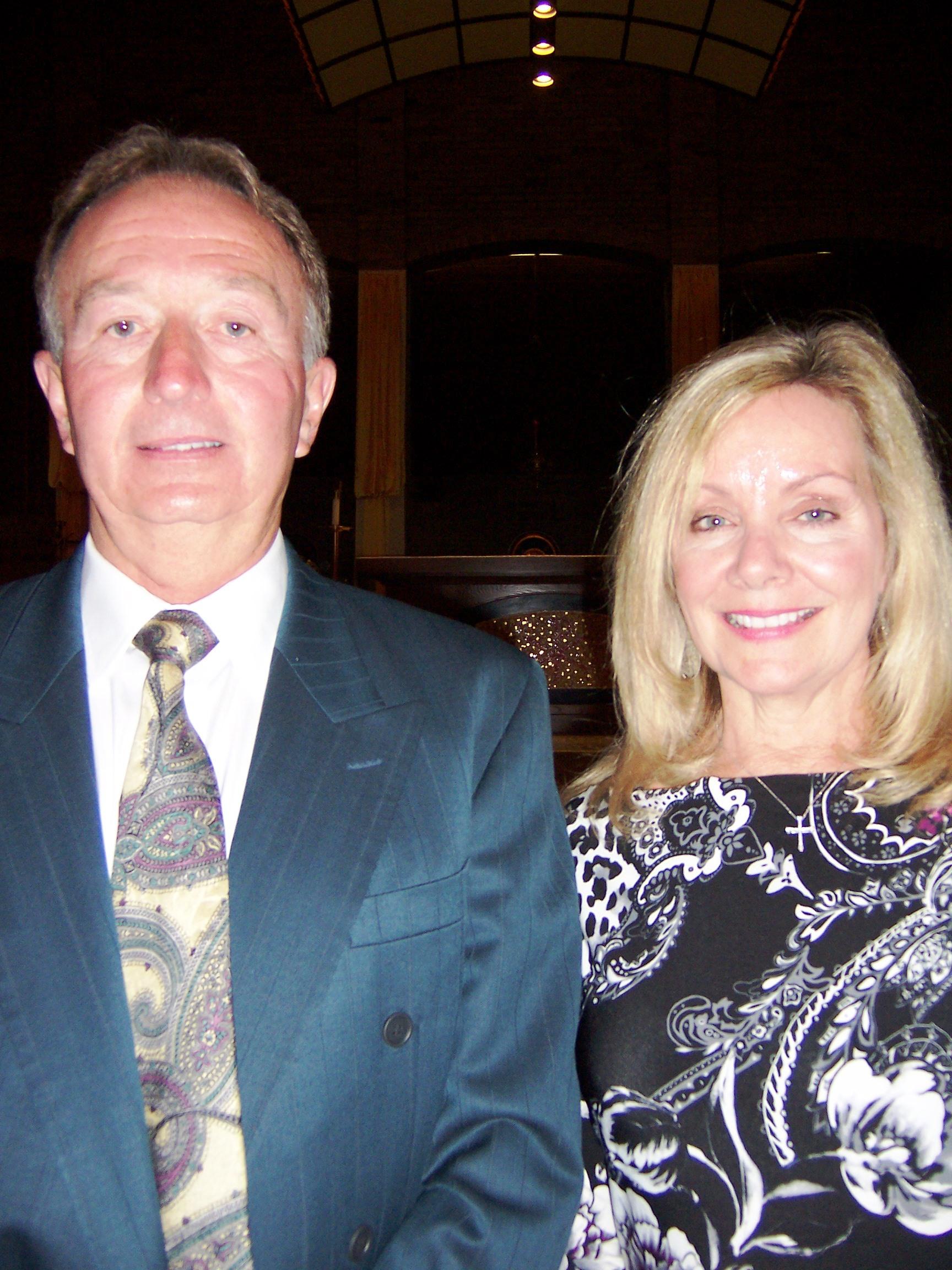 Richard and Kathie