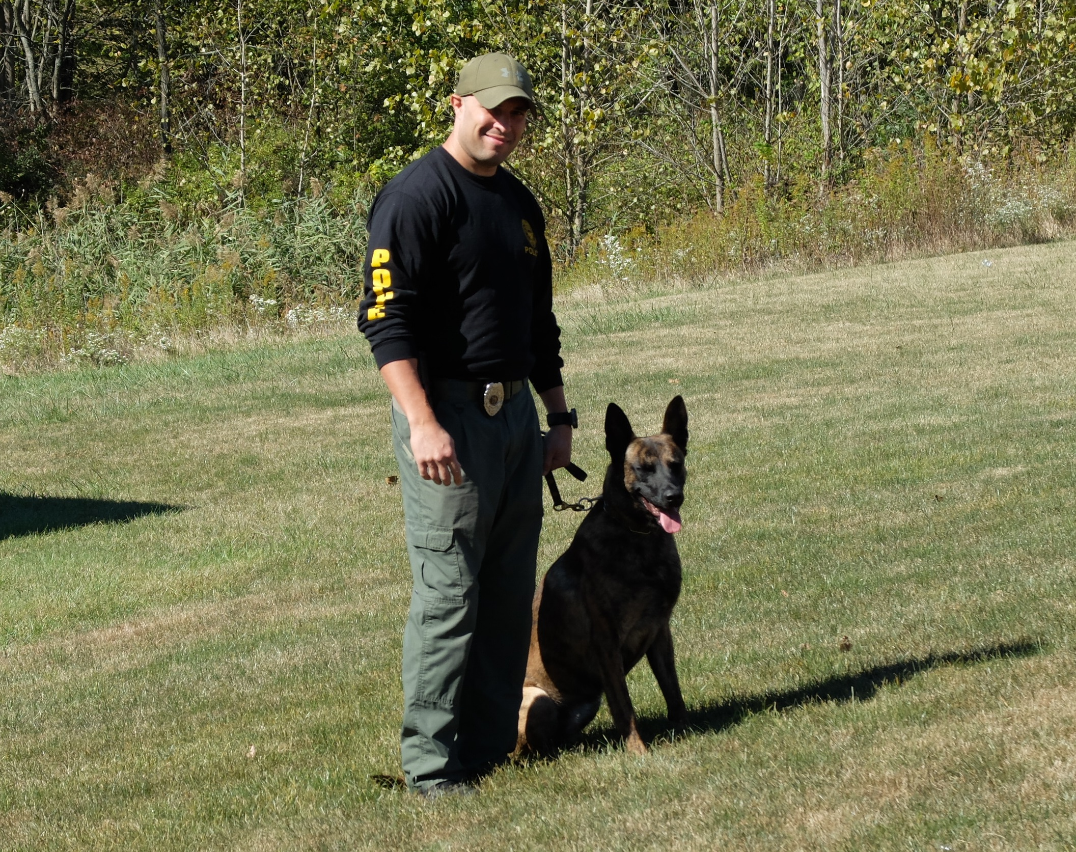 """Introducing Canine Officer """"Rocky""""!"""