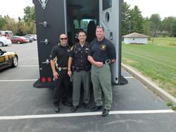 """Big Bear"" Task Force Vehicle"