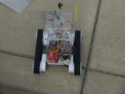 CHS Robotics Club demo