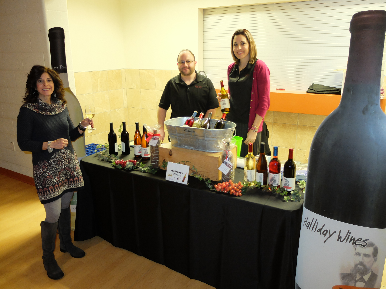 Halliday Winery