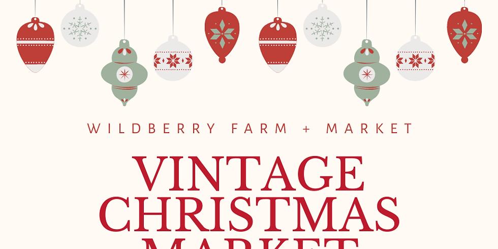 Vintage Christmas Market