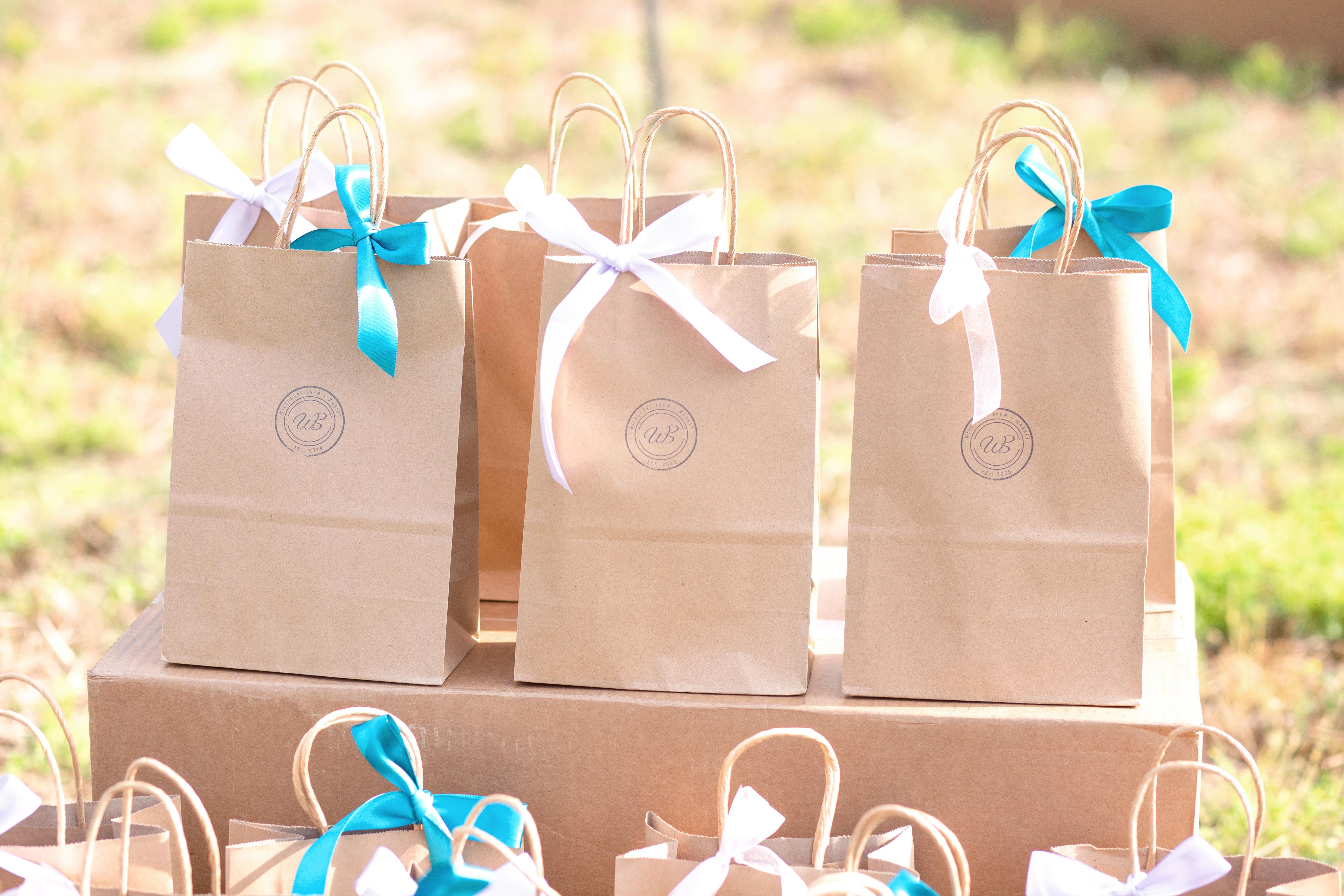 Vendor Market Goodie Bags