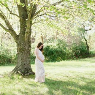 Spring Pregnancy
