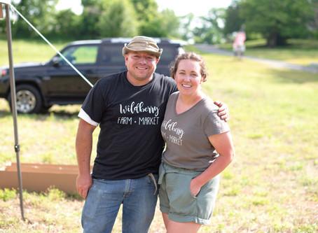 Wildberry Farm + Market Opening Weekend
