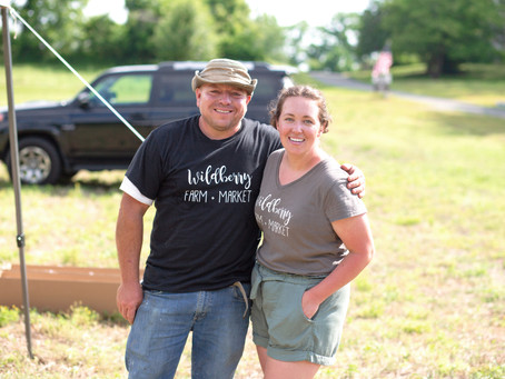 Wildberry Farm + Market Opening Weekend