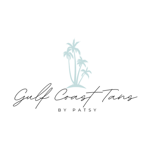 Gulf Coast Tans by Patsy Branding + Design