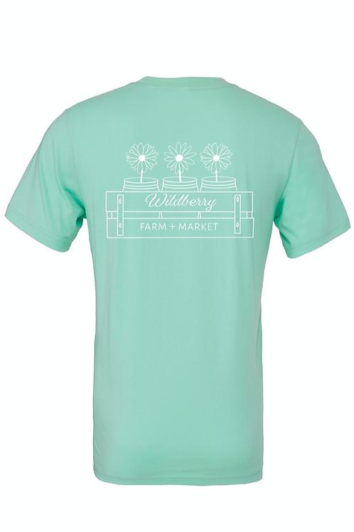 Flower Crate T-Shirt