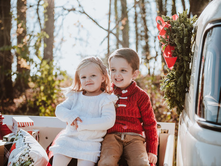 Holiday Mini Sessions at Wildberry