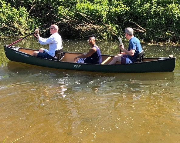 Family Canoeing [group]