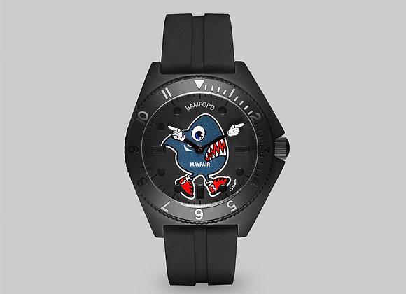 Shark Watch - Bamford Watch Collaboration