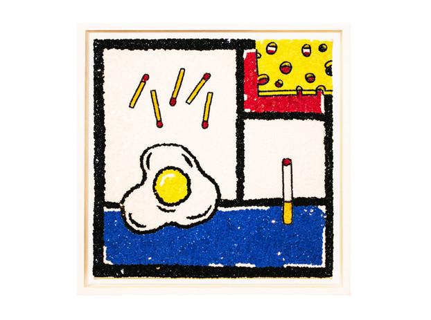 After Mondrian, 2014