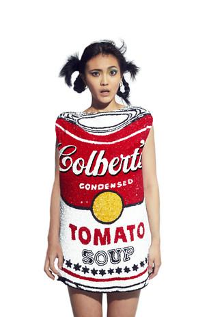 Soup Can Dress
