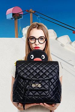 Pingu Classic Quilted Rucksack