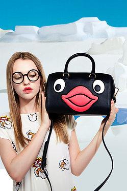 Pingu Head Handbag