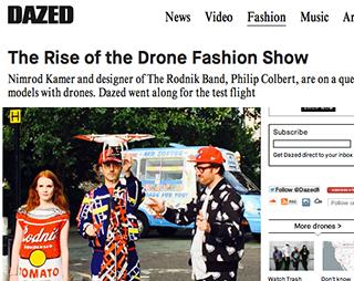 dazed drone