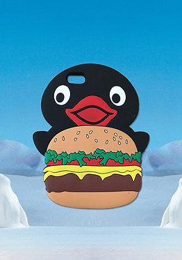 Pingu Burger Phonecover