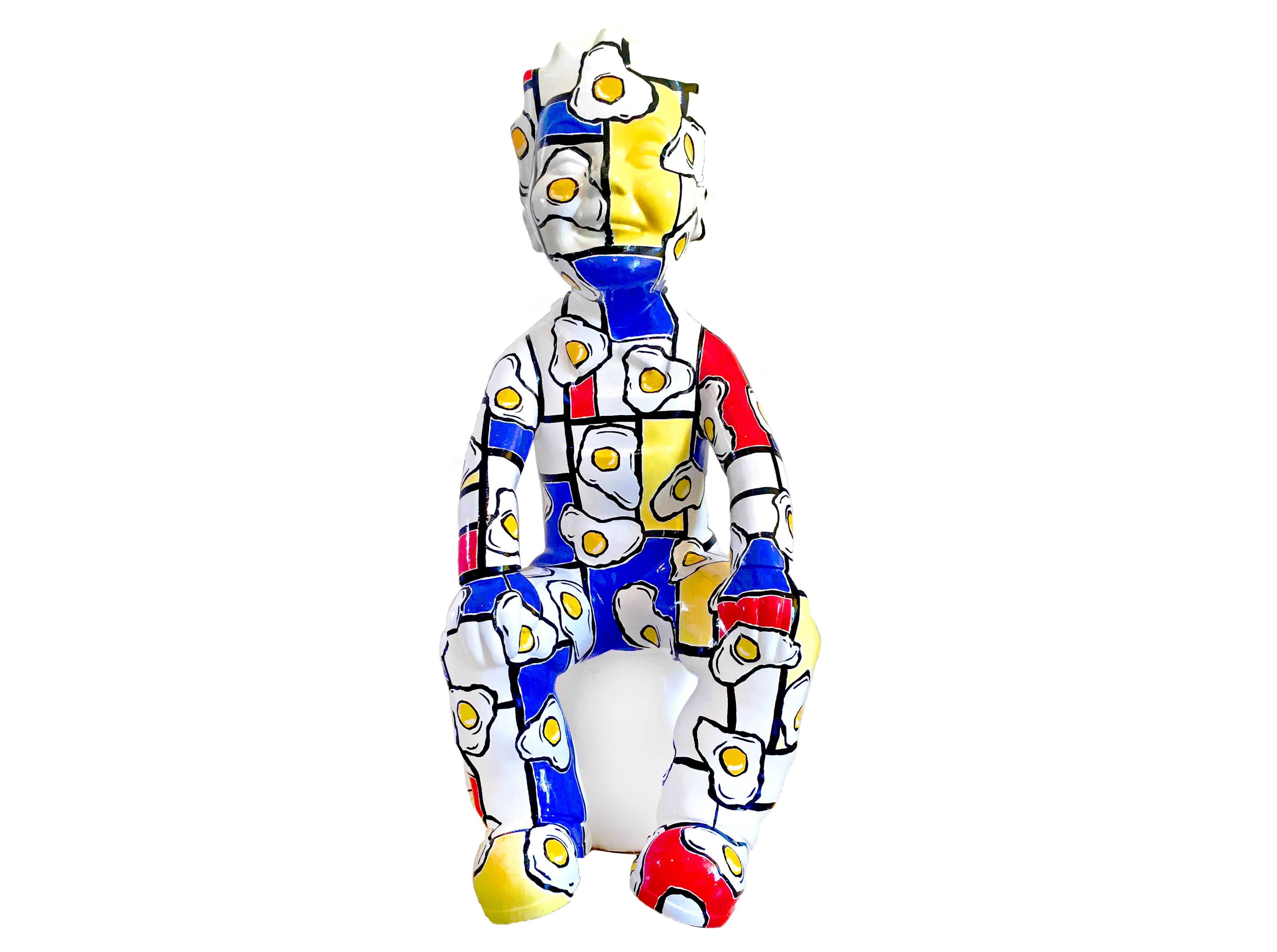 Mondrian Boy (2016)
