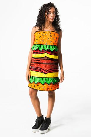 Burger Dress