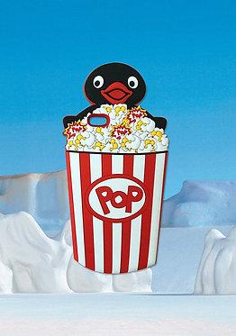 Pingu Popcorn Phonecover