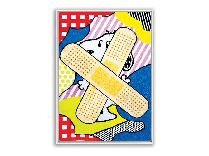 Snoopy Plaste