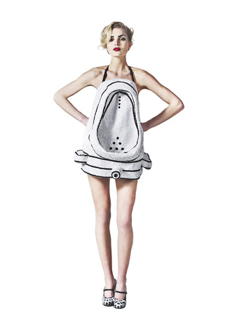 Urinal Dress