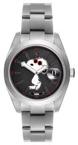 watch grey