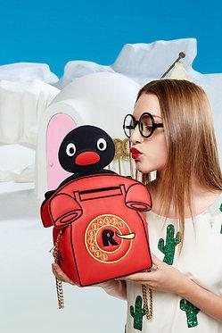 Pingu Telephone Bag