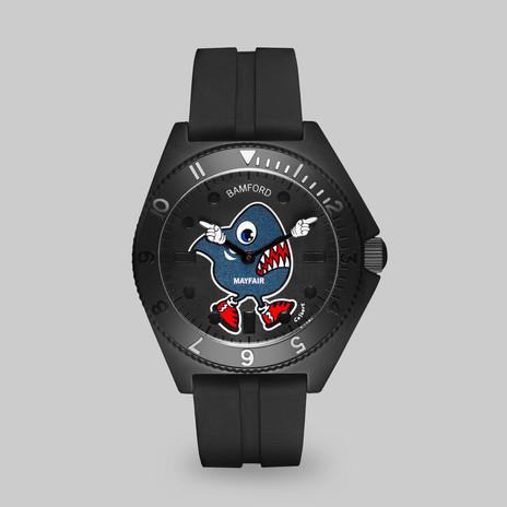 Shark Watch-Bamford Watch Collaboration