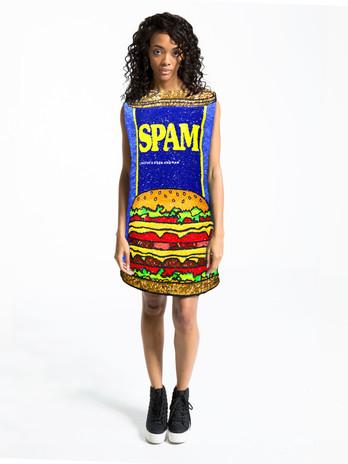 Spam Dress