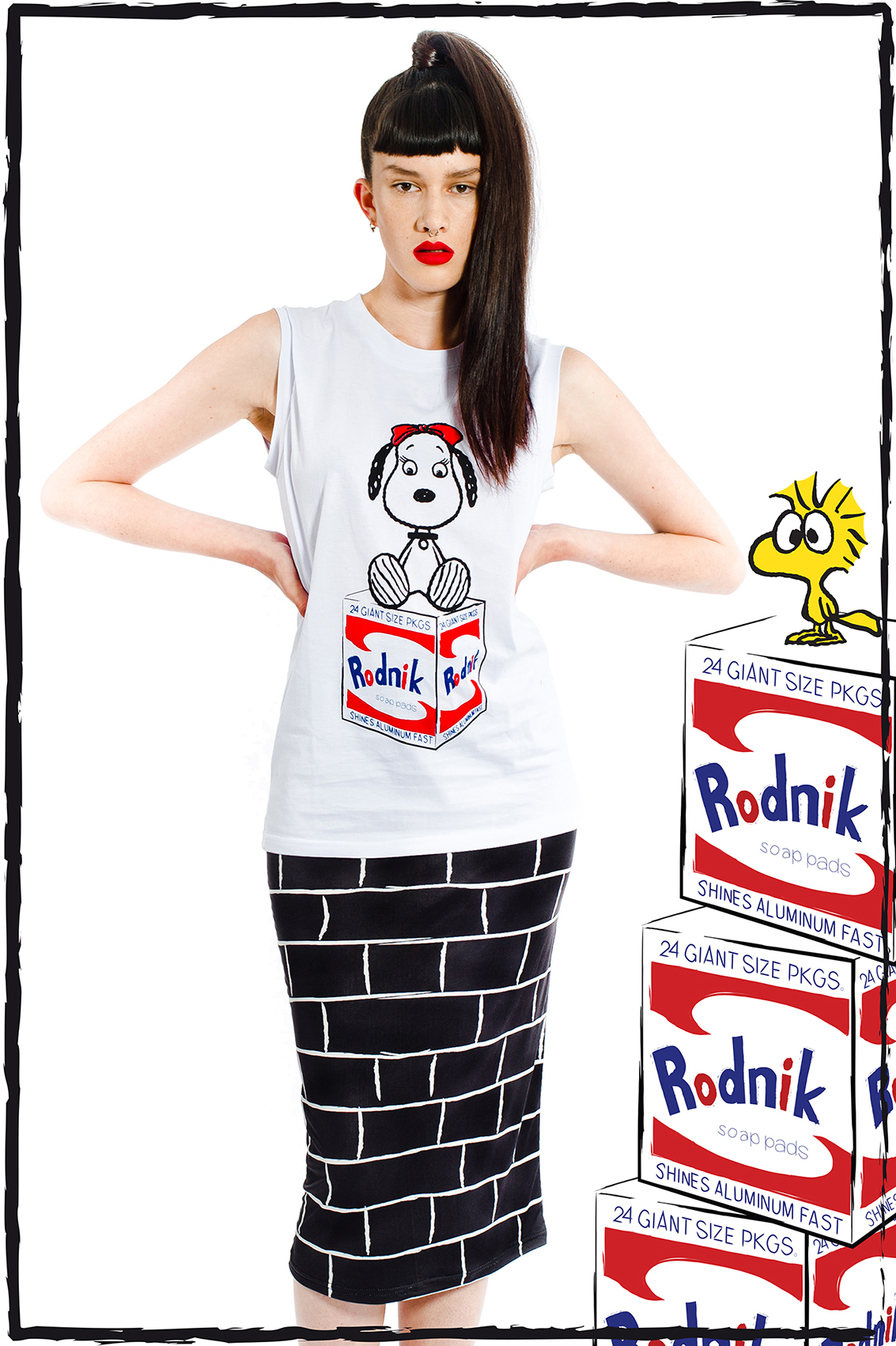 rodnik x peanuts for galeries lafayette (8 of16)