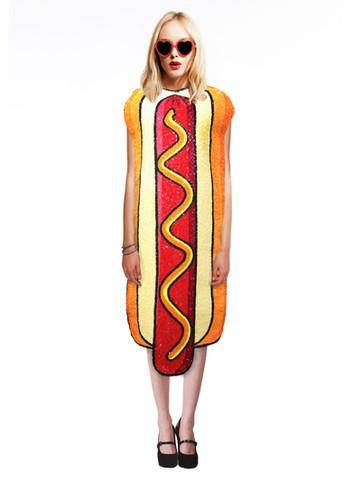 Hotdog Dress
