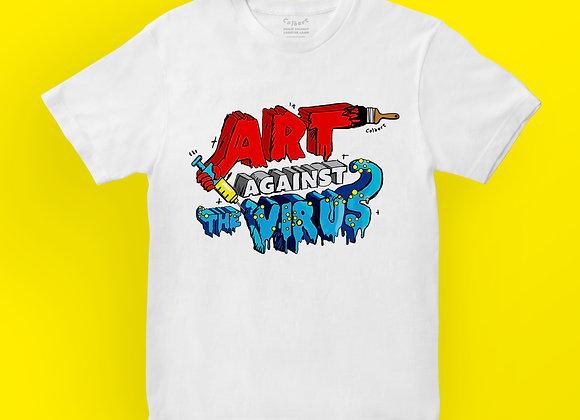 ART AGAINST THE VIRUS