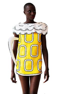 Beer Sequin Dress