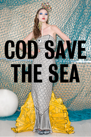 cod save the sea
