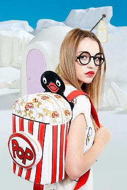 Pingu Popcorn Rucksack
