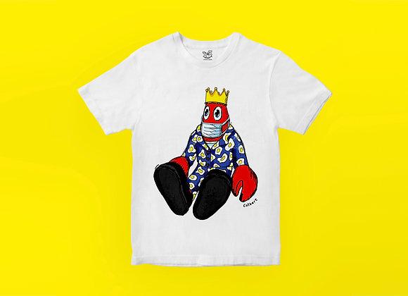 Art Against The Virus T-shirt - Lobster