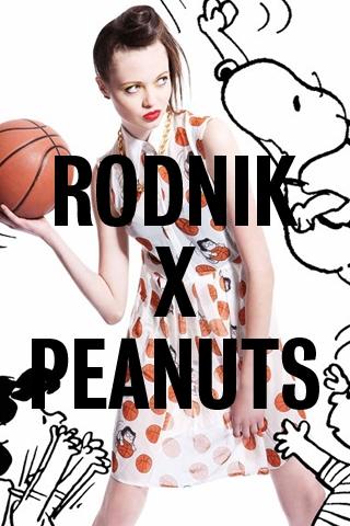 rodnik x peanuts