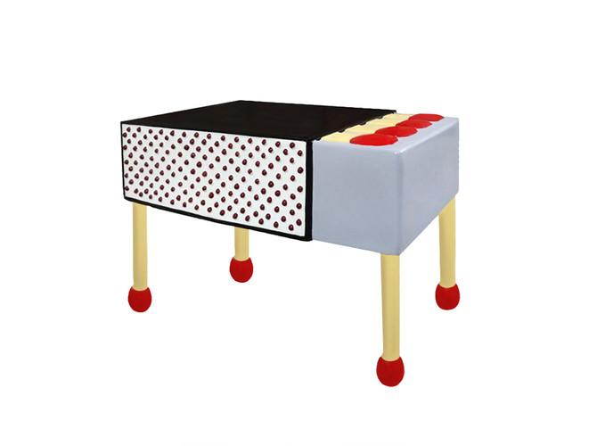 Match Box Table