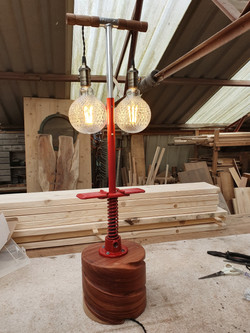 pogostick lamp