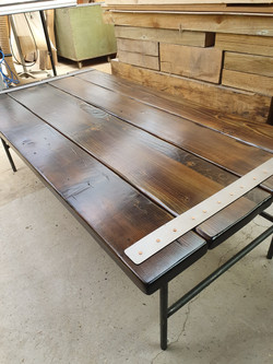 large Indoor /Outdoor coffee table
