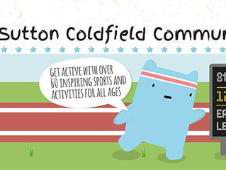 Sutton Coldfield Community Games