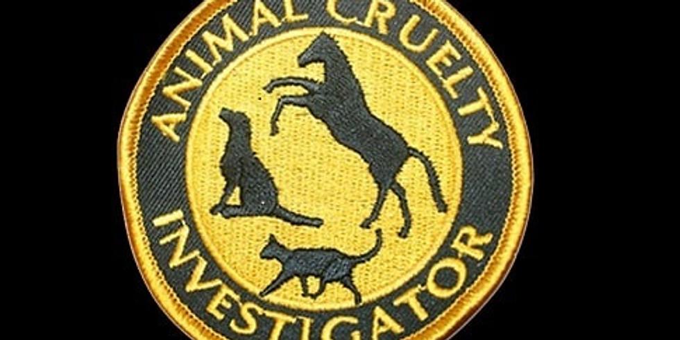 Level 1: Professional Animal Cruelty Investigator-Haverhill, Ma