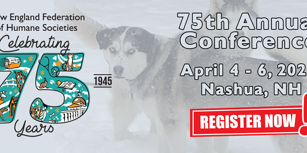 *****CANCELLED*****New England Federation of Humane Societies