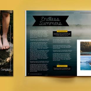Newsletter / Magazine Brochure