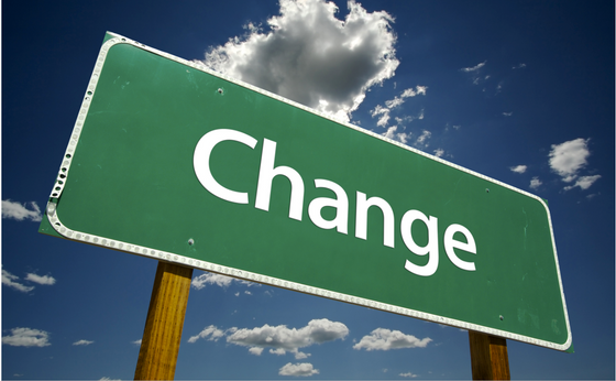 Cha Cha Changes... Not all reactions to change are the same.